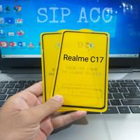 Tempered Glass Realme C17 Screen Guard Full Cover