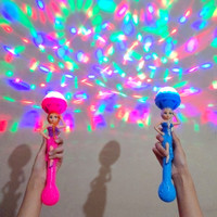 Mainan Anak Tongkat Frozen ada Suara dan Lampu