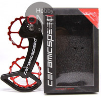 Ceramic Speed OSPW Non Coated System For SRAM ETAP Red - Big Pulley
