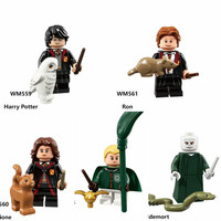 Lego Anak motif Harry Potter 1 set isi 5 pcs Terlengkap Termurah