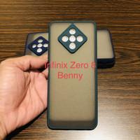 Case Infinix Zero 8 Case Softcase AeRo