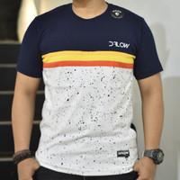 kaos pria original D'flow 60/kaos pria murah/baju murah