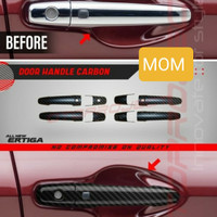 Cover handle gagang pintu Carbon Otoproject XL7 / XL 7 2020