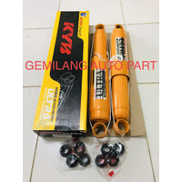 SHOCK BREAKER BELAKANG 1 SET TOYOTA KIJANG SUPER 5K. KYB ULTRA (GAS)