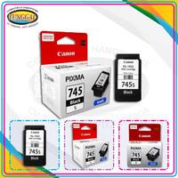 TINTA CANON PG 745S BLACK 100% ORIGINAL - CATRIDGE CANON PIXMA 745S BK