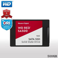 SSD WD Red 500GB SATA NAS