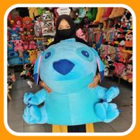 Boneka Stitch Jumbo besar SNI murah karakter - Stitch Duduk