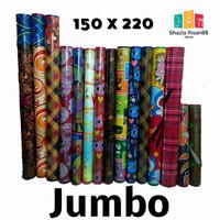 Tikar gulung Karpet karakter JUMBO 150 X 240