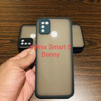 Case Infinix Smart 5 Case Softcase AeRo