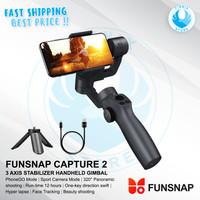 Funsnap Capture 2 3 Axis Handheld Gimbal Stabilizer Smartphone Camera