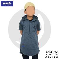 Rokidz Hoodie Rompi Sholat Untuk Anak dengan Hoodie