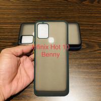 Case Infinix Hot 10 Case Softcase AeRo