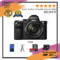 Sony Alpha A7 II Kit 28-70mm Mirrorless Digital Camera
