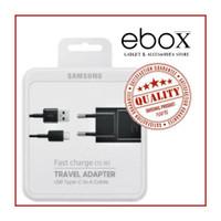 Travel Adaptor Fast Charger Samsung Typce C Original