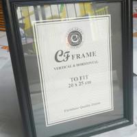 8R/10R Bingkai / Frame / Pigura Kayu (ukuran foto 20x25 cm)