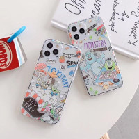 CASE CASING IPHONE MONSTERS TOY STORY 7/8/S/PLUS+/X/XR/XS/11/PRO/MAX