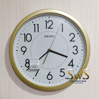 SEIKO QXA629 Lumibrite Quiet Sweep Wall Clock 36 cm