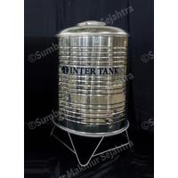 Tangki Air Stainless Inter Tank ECO E 1500 / Toren Air / Tandon Air