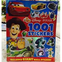 Buku aktivitas anak DISNEY Pixar/Sekolah di rumah sticker murah origin