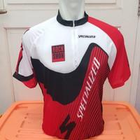 Jersey sepeda specialized lengan pendek MH