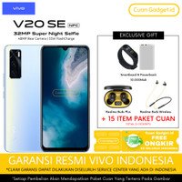 VIVO V20 SE 8/128 V20SE V 20 SE 8/128 GARANSI RESMI INDONESIA