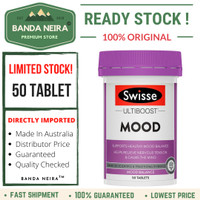 Swisse Ultiboost Mood 50 Tablet