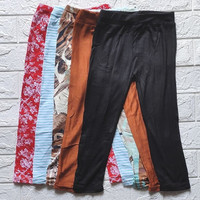 Legging Kaos Anak Perempuan Set Isi 3 Pcs