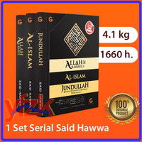 Buku Said Hawwa Serial 1 Set Lengkap