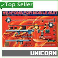 1/144 WEAPON FOR MOBILE SUIT / BUKI SET / GUNDAM BANDAI