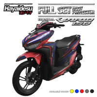 Hayaidesu New VARIO Body Protector Full Set Cover