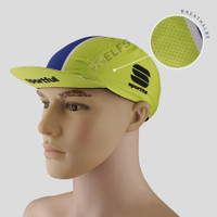 Topi Sepeda Cycling Cap Breathable Quick Dry Bike To Work Full Print