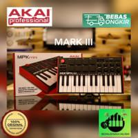 MIDI KEYBOARD CONTROLLER AKAI MPK MINI MK III/MPK MINI MK3