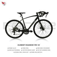 [Kargo] Sepeda Balap Roadbike Element FRC 52