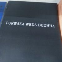 Buku Purwaka Weda Buddha