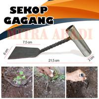 Sekop Gagang Alat Berkebun - Gardening Tools