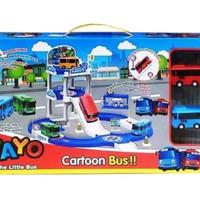 Parking lot arena jalanan bus Tayo Zy-002