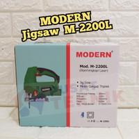 MESIN GERGAJI TRIPLEK / JIG SAW MODERN M-2200L