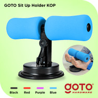 Goto Kop Sit Up Stand Alat Bantu Holder Penahan Kaki Fitness Gym