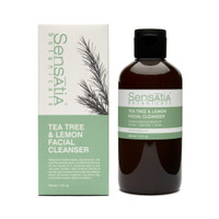 Sensatia Botanicals Tea Tree & Lemon Facial Cleanser 220ml
