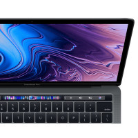 MACBOOK PRO WITH TOUCH BAR MWP52 13INCH 2020 [16GB/1TB] GARANSI RESMI - SPACE GRAY
