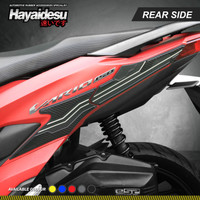 Hayaidesu New Vario Body Protector Rear Side Cover