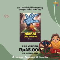 Seri Room to Read : Niabai Sang Pemintal