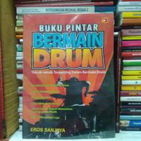 buku pintar bermain drum
