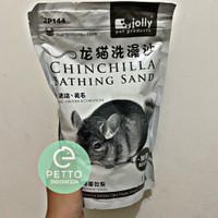 chinchilla bath sand special / pasir mandi chinchilla abu vulkanik ori