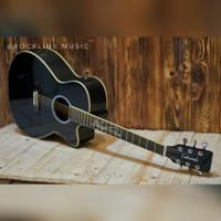 Gitar Akustik Elektrik Lakewood Bandung