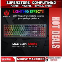 Fantech MAXCORE MK852 RGB Gaming Mechanical Keyboard