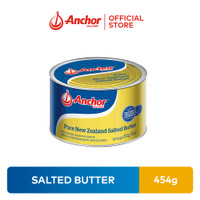 Anchor Pure New Zealand Salted Butter 454gr