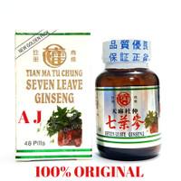 Seven Leave Ginseng / Tian Ma Tu Chung ~ Obat Rematik, Pegal Linu,