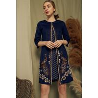 Maja - Erie Dress Batik Wanita - Standard