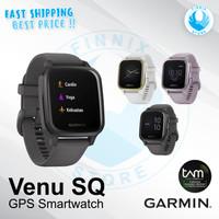 Garmin Venu SQ / Smartwatch Garmin Square - Garansi Resmi TAM 2 Tahun
